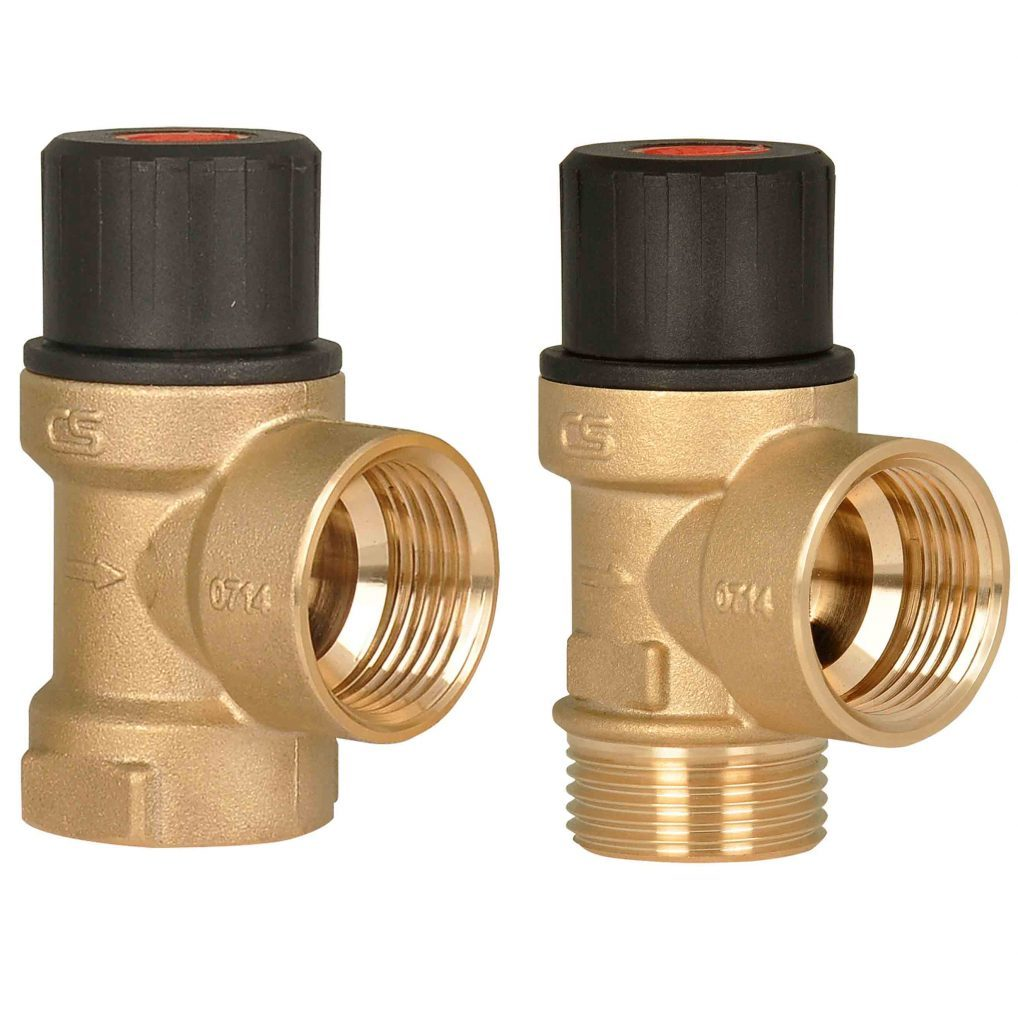Diaphragm Safety Valve