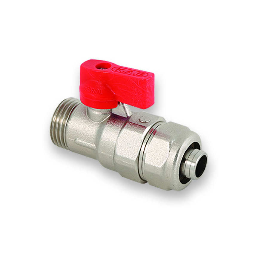 Mini Brass Ball Valve For Pipe Connection