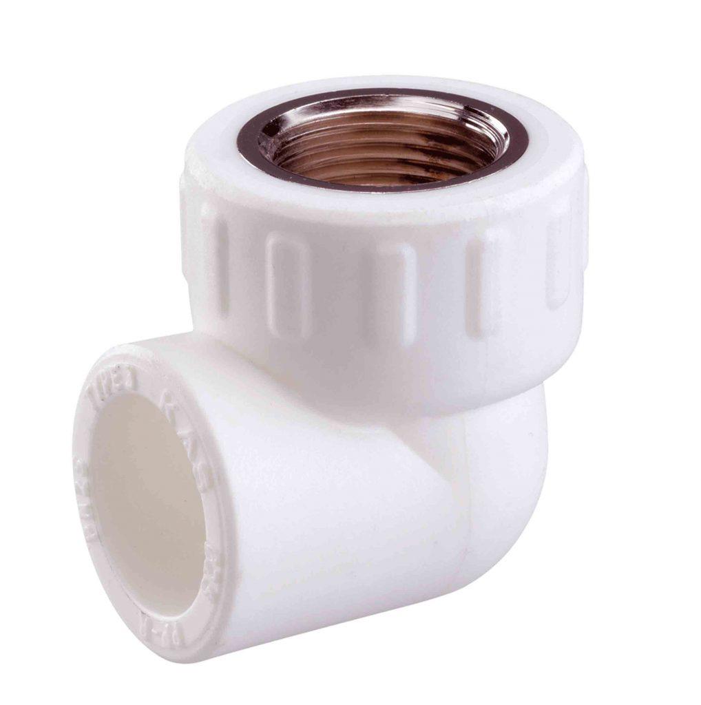 PPR Отвод комбинированный с внутренней резьбой