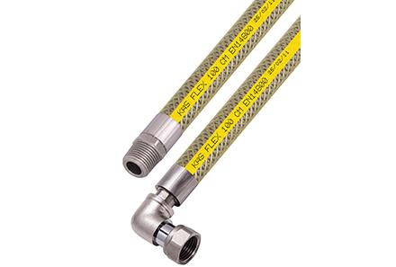 Elastyczne-węże-plecione-do-urządzeń-gazowych-Nipel-Elbow