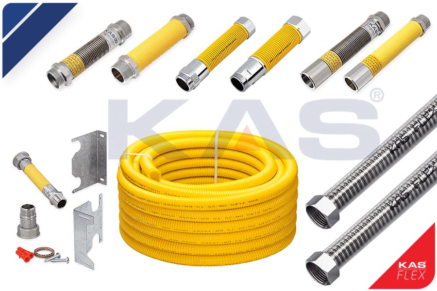 Equipo-conexión-contador-brulor-manguera-metal-flexible