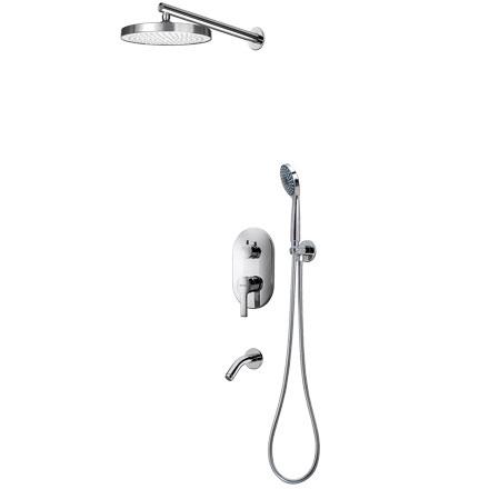 Concealed-Bathroom-Shower-Faucet-Set