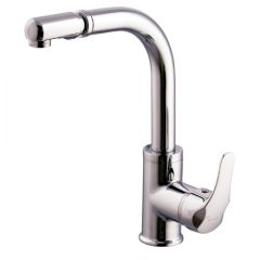 Kitchen-Mixer-with-Flexible-Hose-Faucet