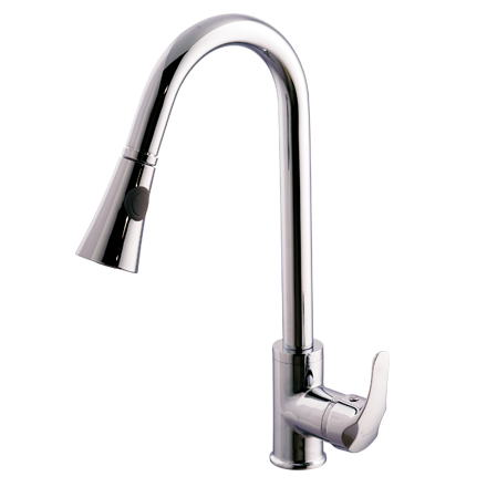 Kitchen-Mixer-with-Flexible-Hose-Mixer